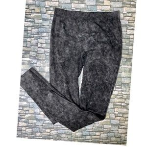 BONGO Grey Warm Knit Leggins Sz L/XL